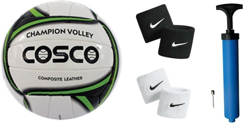 Cosco Champion Volleyball Combo Volleyball Kit