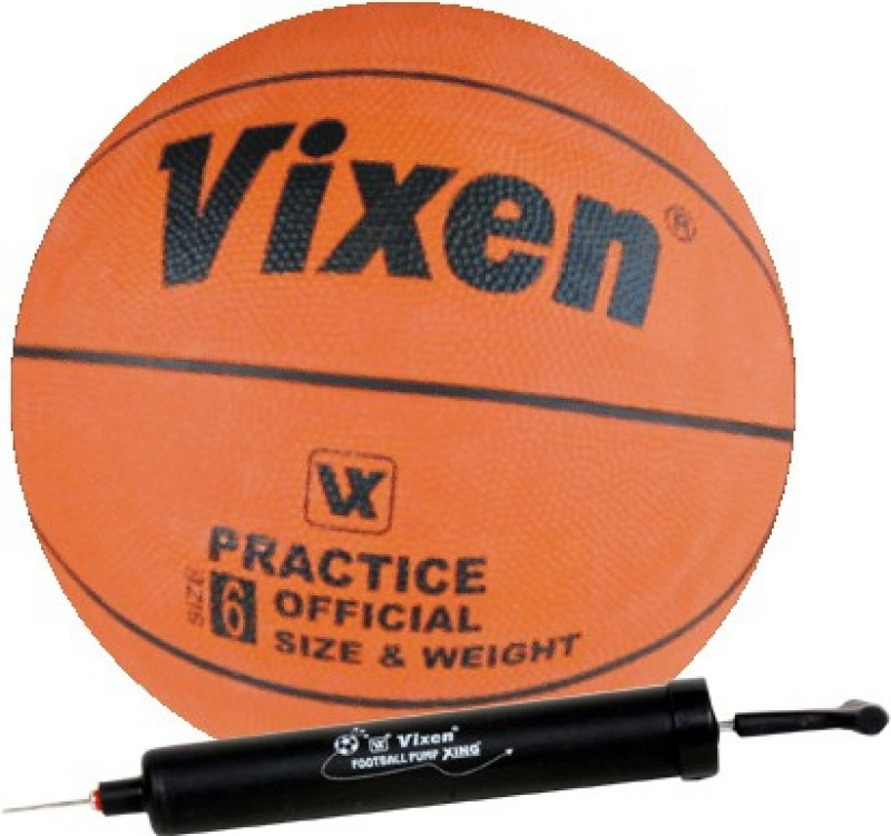 Vixen PRACTICE NO. 6 Basketball Kit