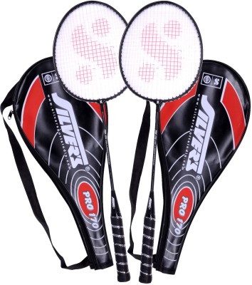 Silver's Pro-170 Badminton Kit(2 Racquets with Cover)