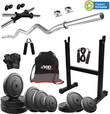 KRX 58 KG COMBO 14 Gym & Fitness Kit