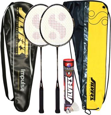 Silver's Impulse Combo 3 Badminton Kit