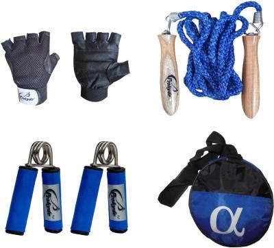 Prokyde Alpha Blue Gym & Fitness Kit