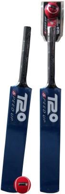 Speed Up 2168-6 Blue Bat & Ball Set Size 6 Cricket Kit