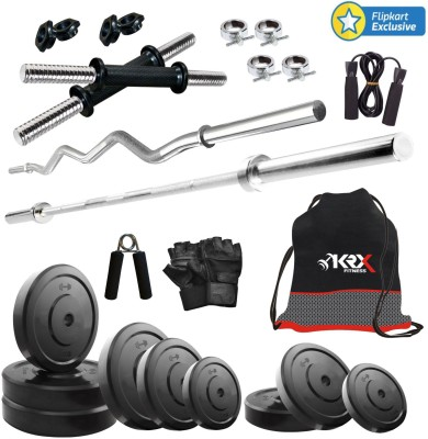 KRX 50KG COMBO 2 Gym & Fitness Kit