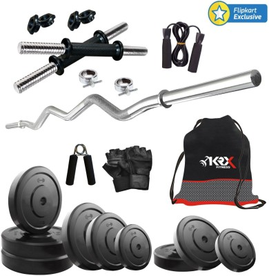 KRX 40KG COMBO 3 Gym & Fitness Kit