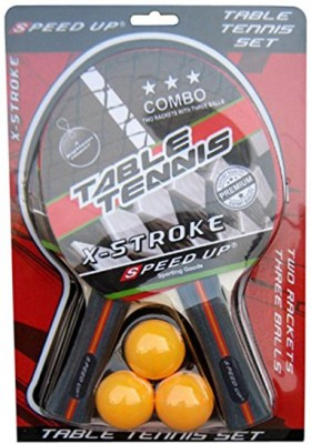 Speed Up X Stroke Table Tennis Kit