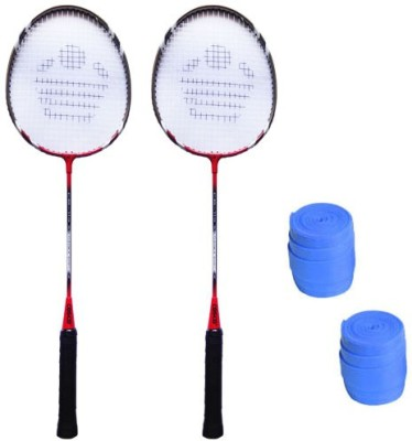 Cosco Cb 119 With 1 Pair Of Grips Badminton Kit