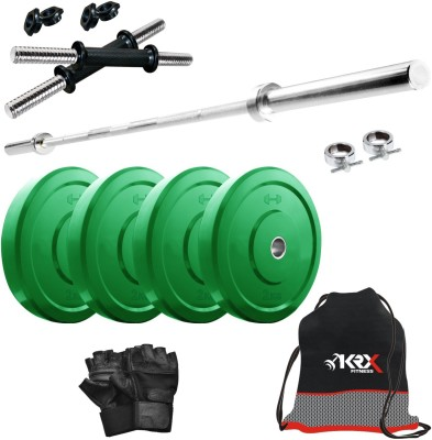 KRX Premium CP-8 KG COMBO 10 Gym & Fitness Kit