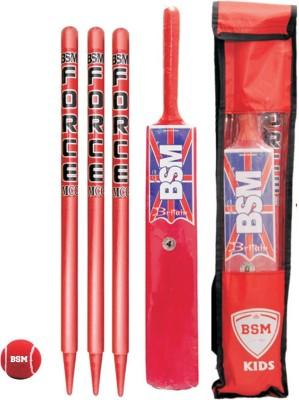Bsm 20-20 red Cricket Kit