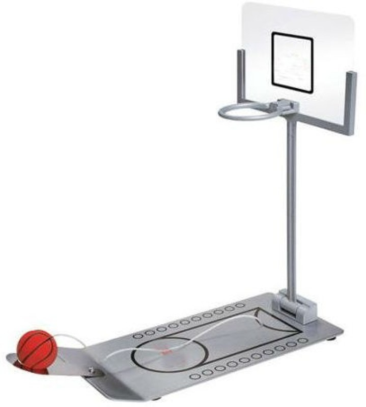 Shrih Portable Mini Desk / Table Basketball Kit