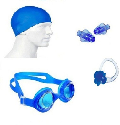 Krazy Fitness Essential Swimming Kit