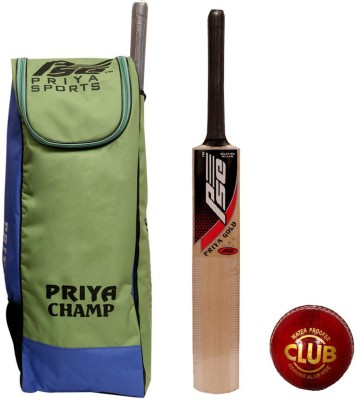 Priya sports Gold with R Cric Cricket Kit