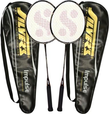 Silver's Impulse Combo 4 Badminton Kit