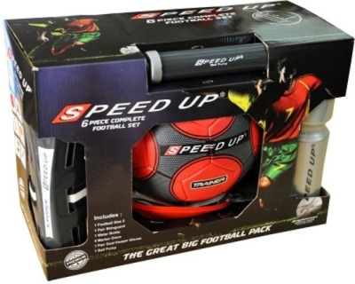 Speed Up Six Piece Complete Football Training Set Football Kit