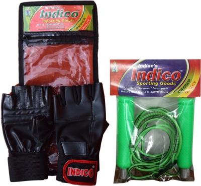 Indico keeper Pack Set Gym & Fitness Kit
