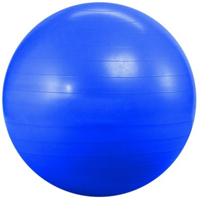 Imported Anti Burst 65 cm Diameter With Foot Pump Gym & Fitness Kit