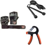 Vinto Perfect Combo of 1 Pair Leather Gl...