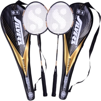 Silvers Blacken Badminton Kit