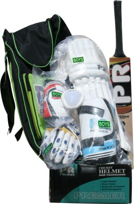 Premier Leggaurd Teen Pack Cricket Kit