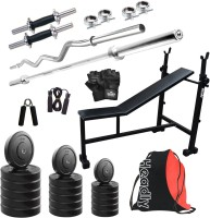 Headly HR-82 kg Combo 5 Gym & Fitness Kit