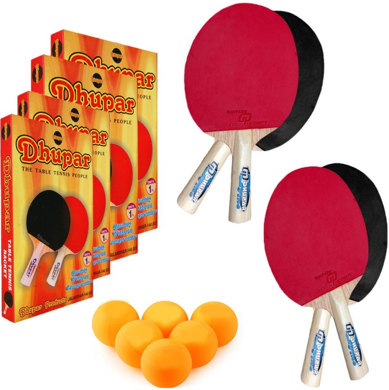 DP FINE Table Tennis Kit