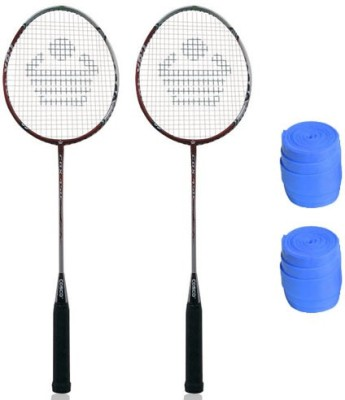 Cosco 2 Cbx 450 With 2 Grip Badminton Kit