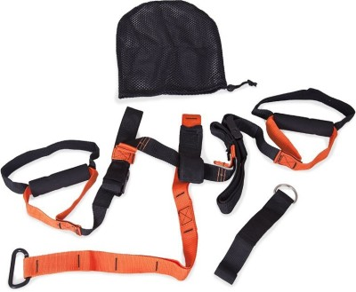 B Fit Usa SUSPENSION TRAINER Gym & Fitness Kit
