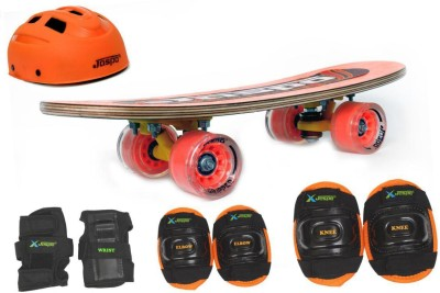 Jaspo New Horizon Pro Junior Skateboard Combo (18*5