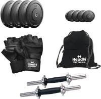 Headly 16 kg DMCombo 3 Home Gym & Fitness Kit