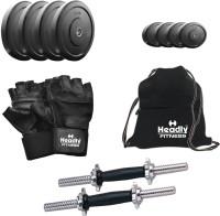 Headly 16 kg DMCombo 3 Home Gym & Fitness Kit
