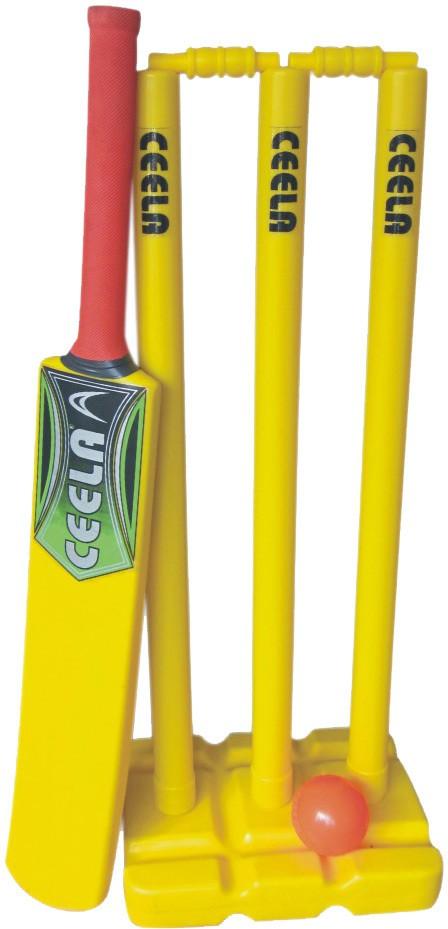 Ceela Kwick Plastic Cricket Kit