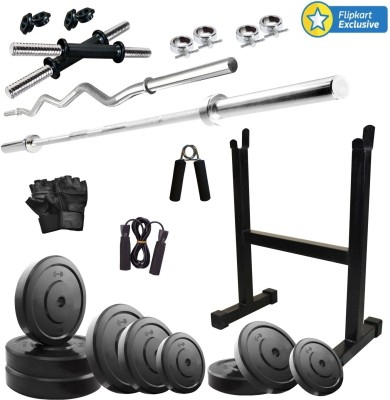KRX 50 KG COMBO 13-WB Gym & Fitness Kit