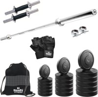 Headly 12 kg Combo BB 10 Convenient Gym & Fitness Kit
