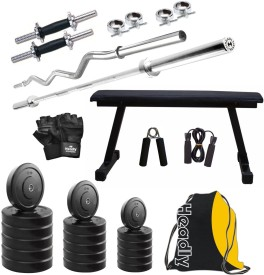 Headly HY - 42 kg Combo 7 Gym & Fitness Kit
