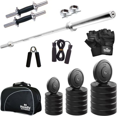 Headly 38 kg Combo CC 9 Total Gym & Fitness Kit