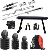 Headly HR-52 kg Combo 7 Gym & Fitness Kit