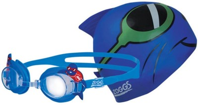 Zoggs Junior Goggles & Cap Swimming Kit