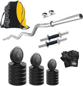 Headly HY - 60 kg Combo 4 Gym & Fitness Kit