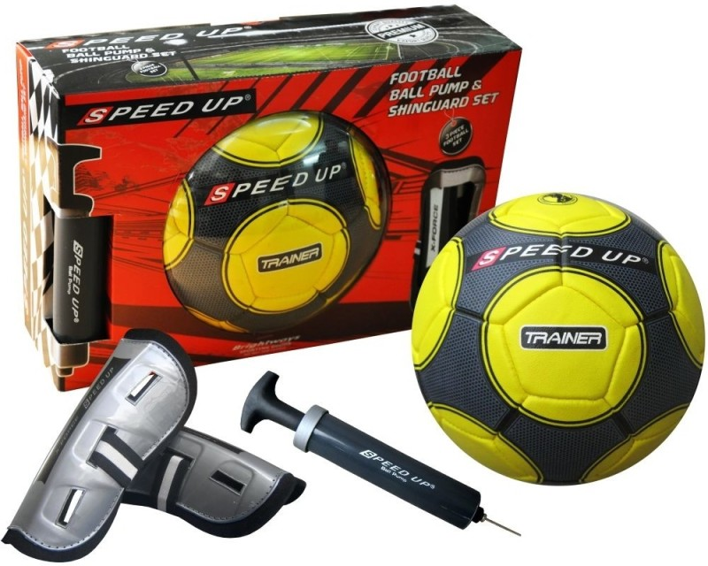 Speed Up 3 Pcs Combo Football Kit