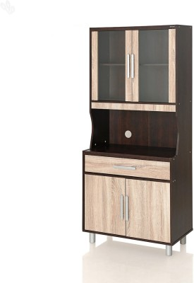 Royal Oak Milan Engineered Wood Crockery Cabinet