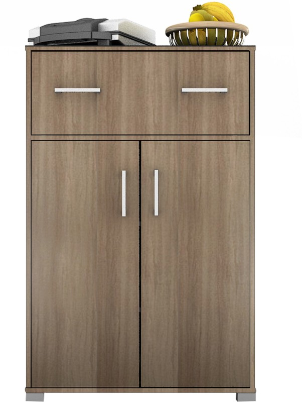 Housefull Engineered Wood Kitchen Cabinet(Finish Color - Brown)