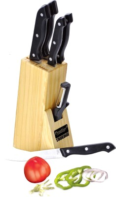 Prestige Tru-Edge Steel Knife Set