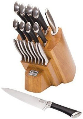 Chicago Cutlery 1119644 Fusion Forged 18Piece Knife Block Set
