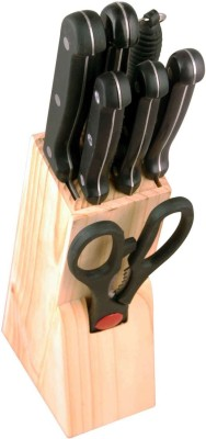 Gold Dust Kitchen 7 in 1 Stainless Steel Knife Set