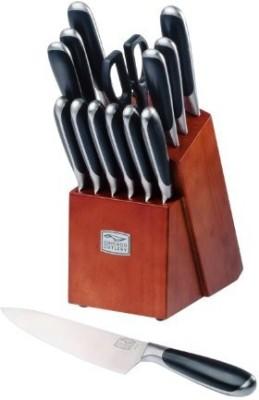 Chicago Cutlery Belden 15Piece Block Knife Set