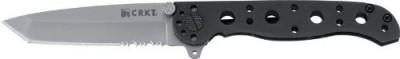 Columbia River Knife & Tool Columbia River Knife And Tool M1610S Tanto Serrated Edge Knife