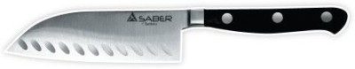 Saber Knives Full Tang German Steel 5Inch Santoku Knife