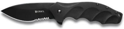 Columbia River Knife & Tool Columbia River Knife And Tool K220Kks Onion Foresight Serrated Edge Knife