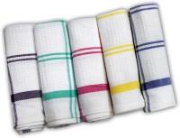 URBAN-TRENDZ Multicolor Cotton Kitchen Linen Set(Pack of 5)