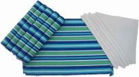 Impact Home Multicolor Cotton Kitchen Linen Set(Pack of 12)